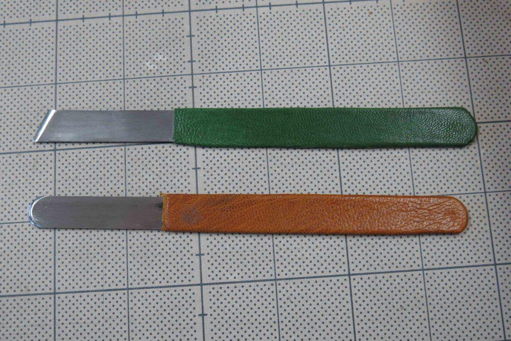 ナイフ2種類