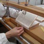 書籍の保存修復