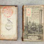 漱石文庫への保存修復処置