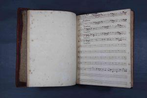 楽譜の1ページ目